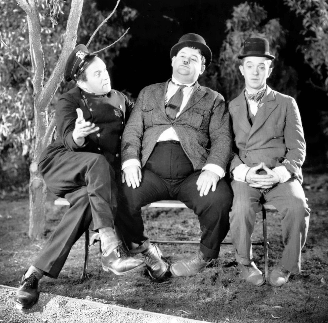 edgar kennedy stan ollie night owls 1930