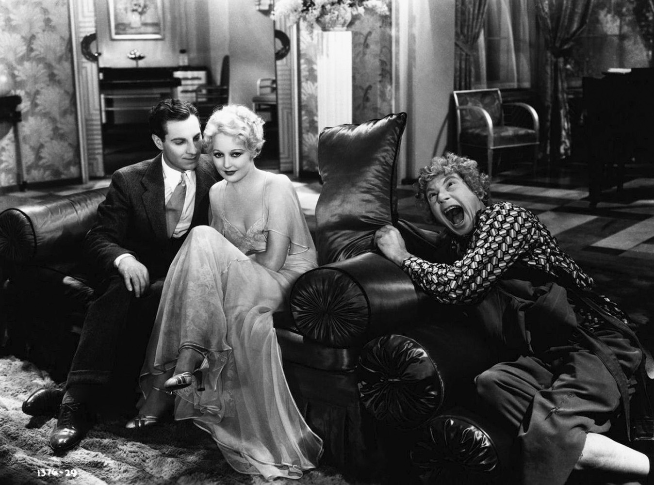 horse feathers 1932 thelma todd met the marx brothers