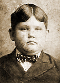 oliver hardy - 1902 ca