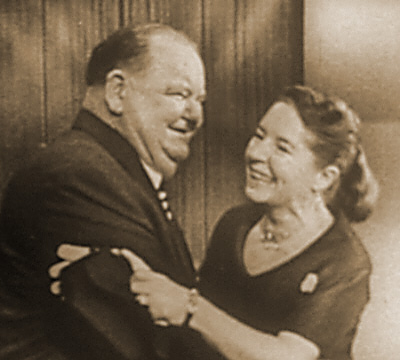 oliver hardy - virginia lucille jones