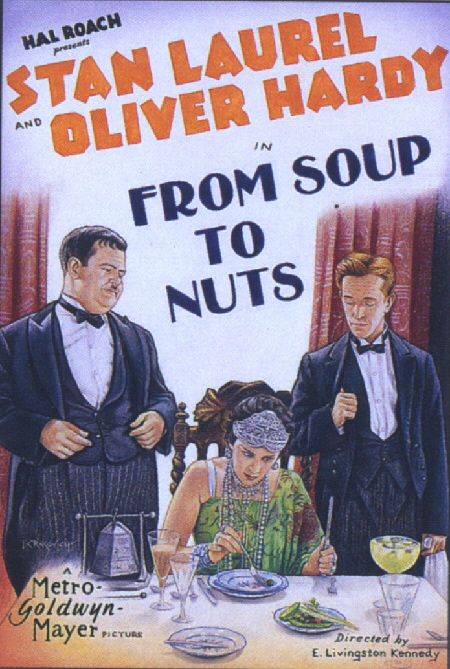 poster from soup to nuts
