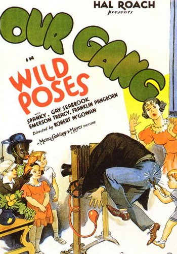 poster wild poses