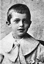 stan laurel - 1896 ca - de 6 jaar jonge stan laurel